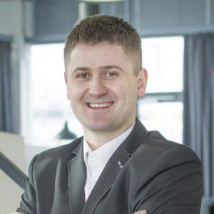 Maciej Gulanowski zdjęcie biznesowe