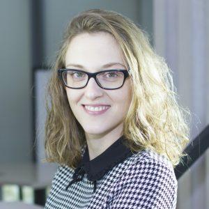 Katarzyna Gulanowska zdjęcie biznesowe