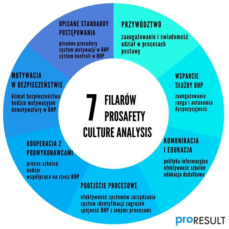 Analiza kultury bezpieczeństwa